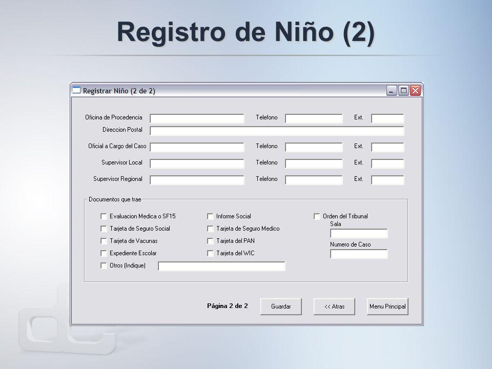 Registro de Niño (2)
