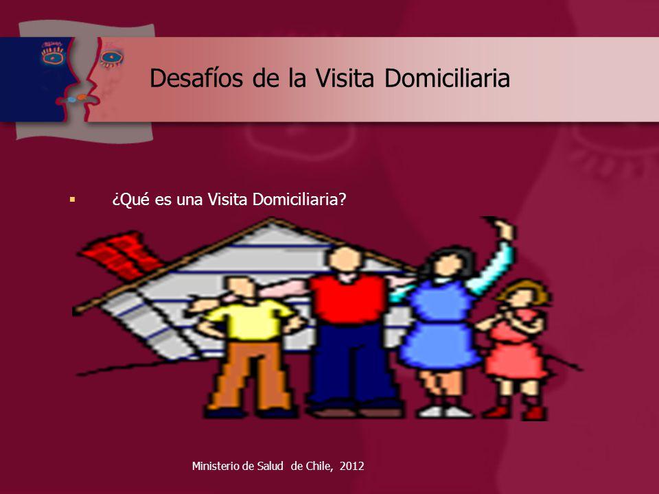 Desafíos de la Visita Domiciliaria  ¿Qué es una Visita Domiciliaria.