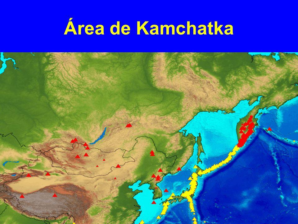 Área de Kamchatka