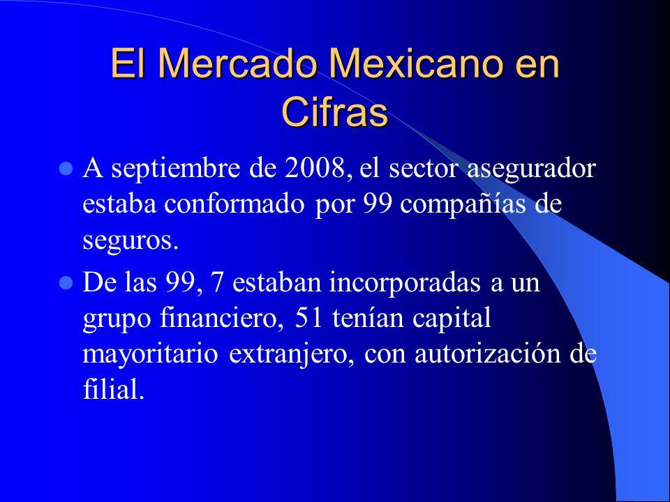 El Mercado Mexicano en Cifras