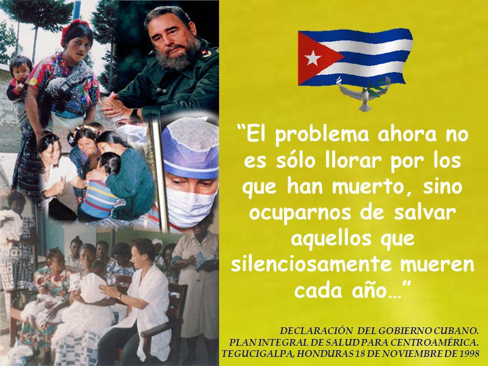 PERSPECTIVAS Por acuerdo de los Jefes de Estado el Gobierno de Cuba se prepara para iniciar un proyecto de cooperación de lucha contra el SIDA en Bostwana, a través de un Programa Integral de Salud.
