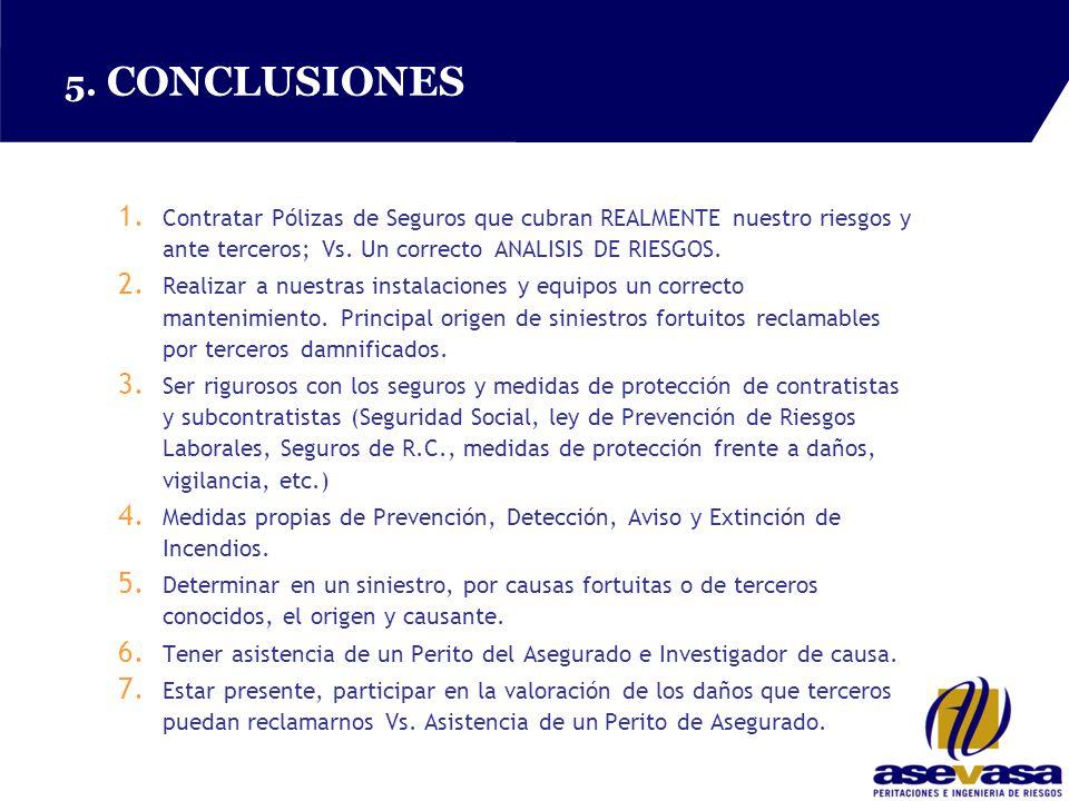 5. CONCLUSIONES 1.