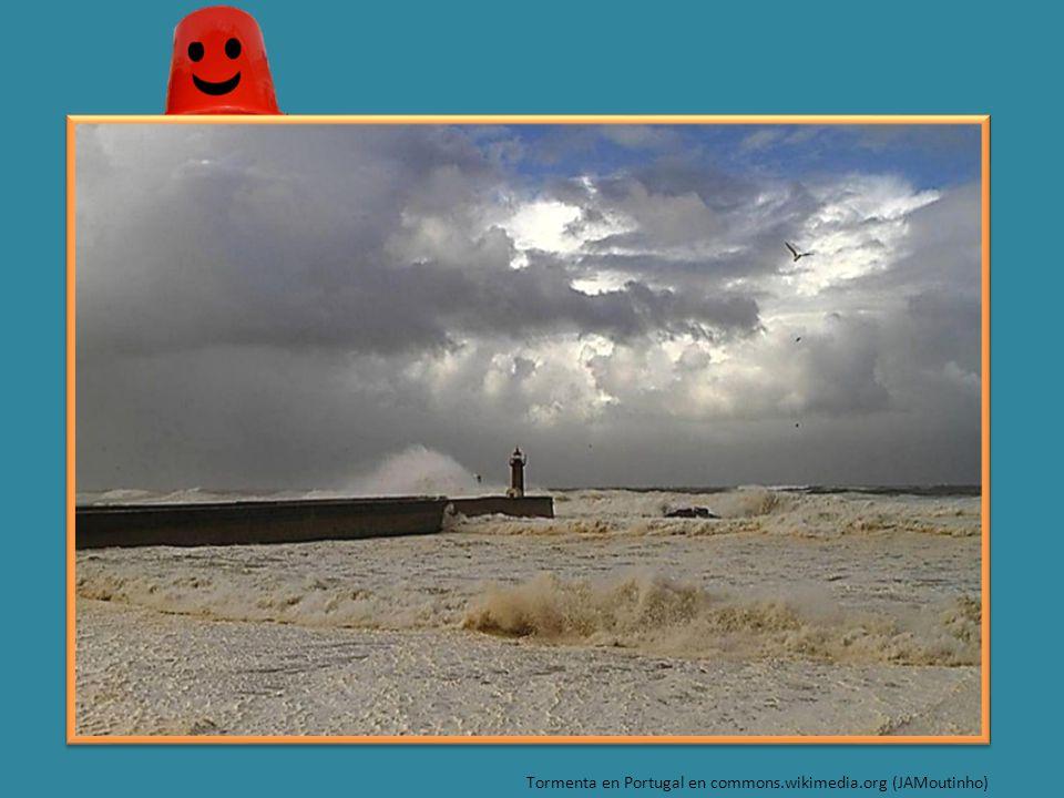 Tormenta en Portugal en commons.wikimedia.org (JAMoutinho)