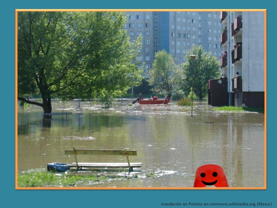 Inundación en Polonia en commons.wikimedia.org (Masur)