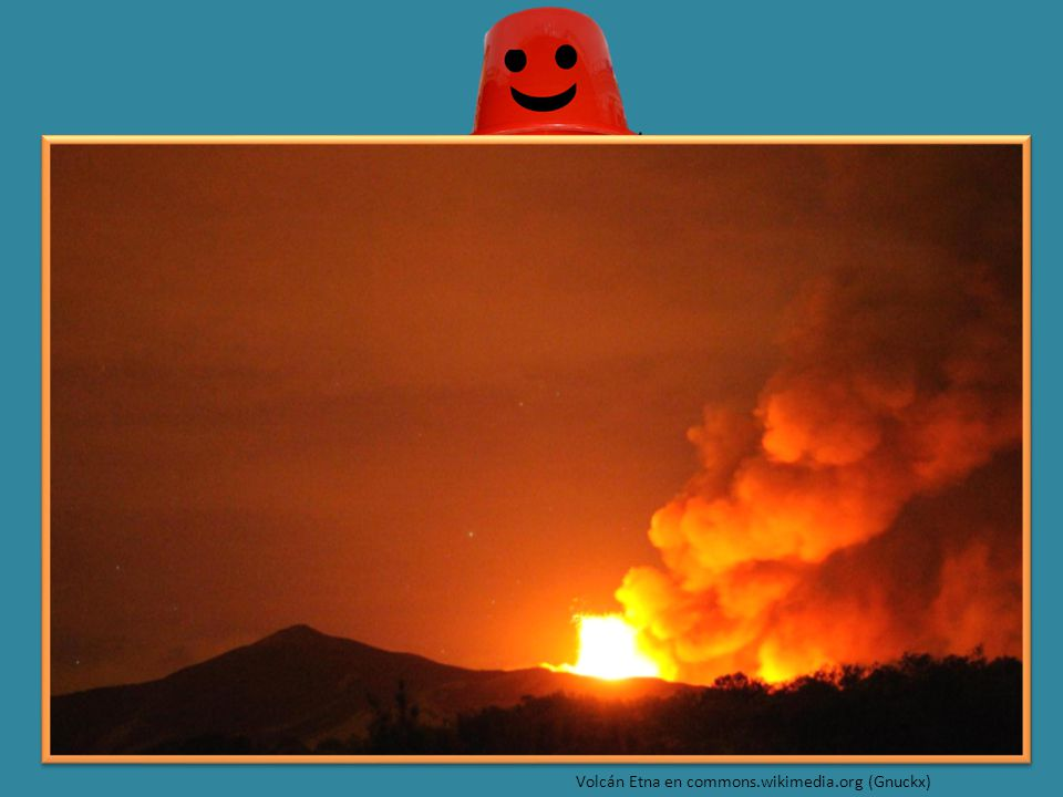Volcán Etna en commons.wikimedia.org (Gnuckx)