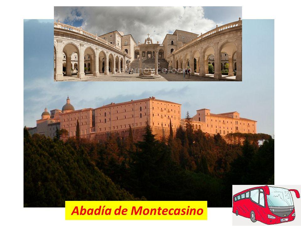 Abadía de Montecasino