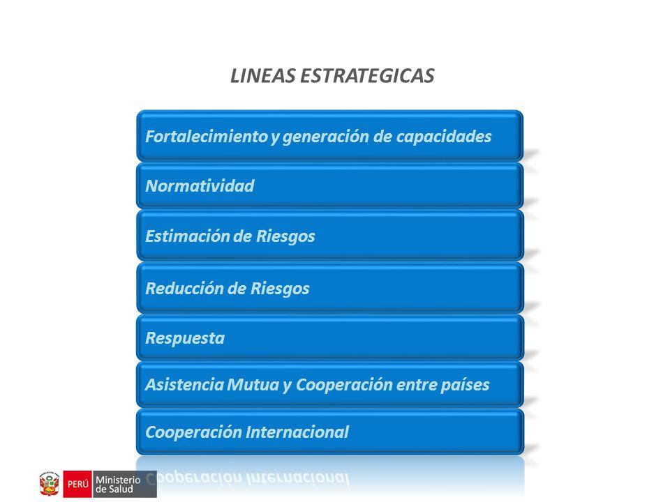 LINEAS ESTRATEGICAS