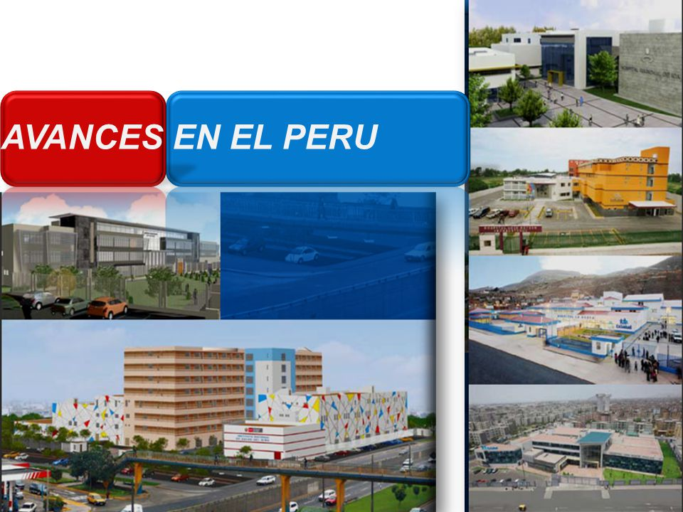 AVANCES EN EL PERU
