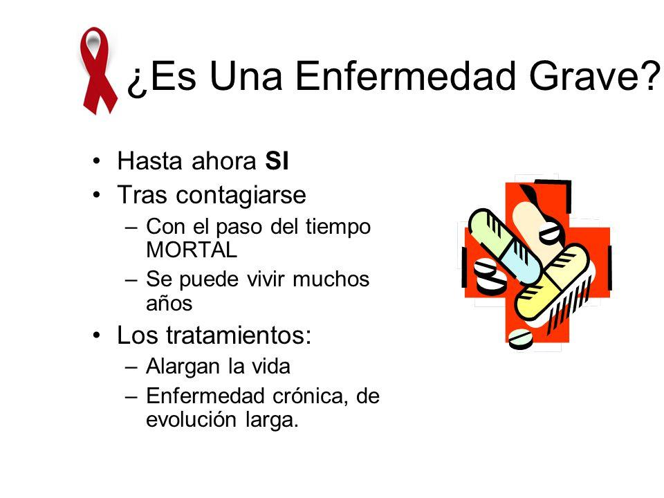 ¿Quién Puede Padecer El SIDA.