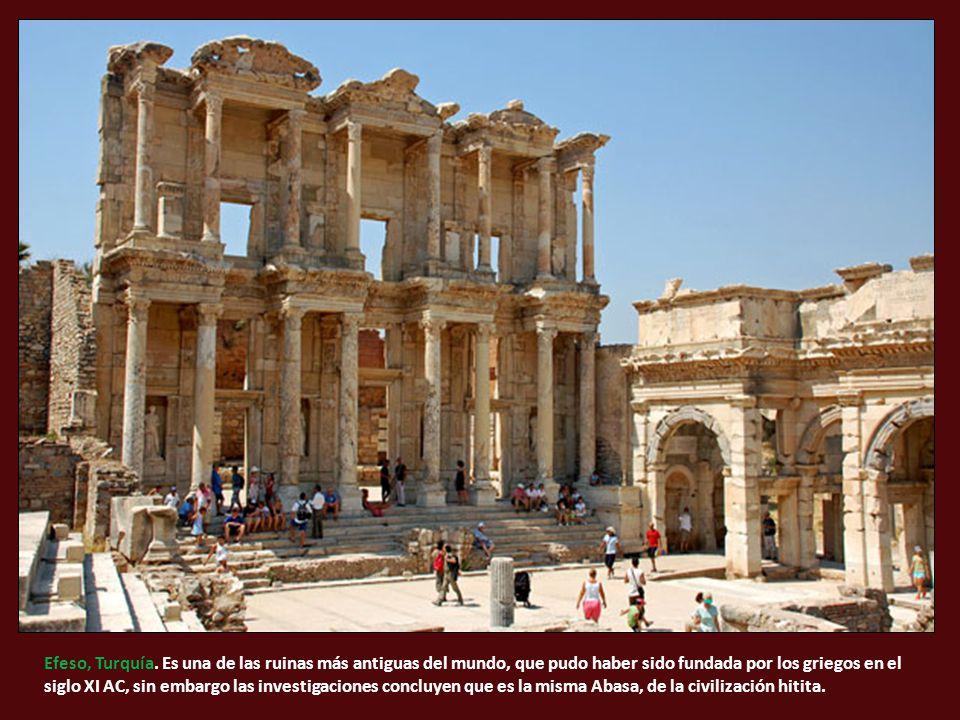 Efeso, Turquía.
