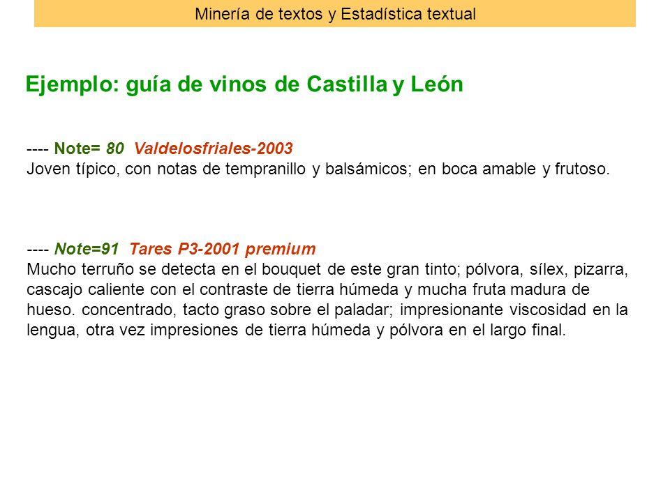 ---- Note= 80 Valdelosfriales-2003 Joven típico, con notas de tempranillo y balsámicos; en boca amable y frutoso.