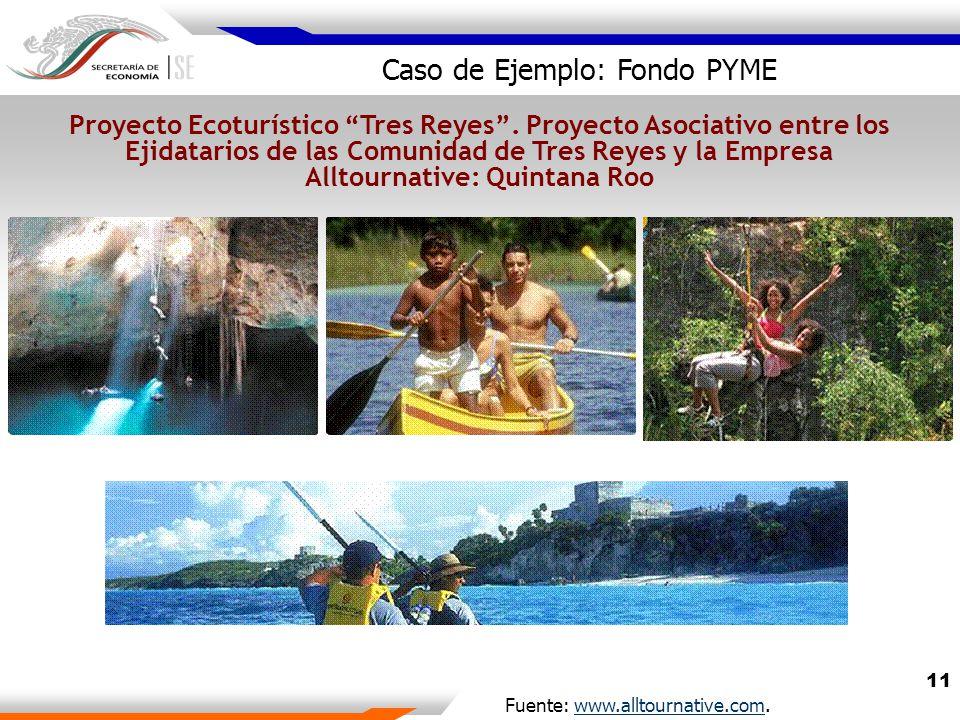11 Proyecto Ecoturístico Tres Reyes .