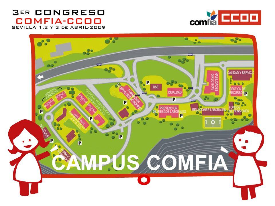 CAMPUS COMFIA