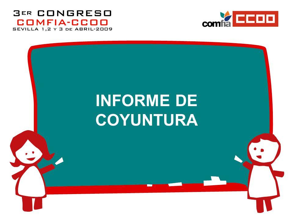 INFORME DE COYUNTURA