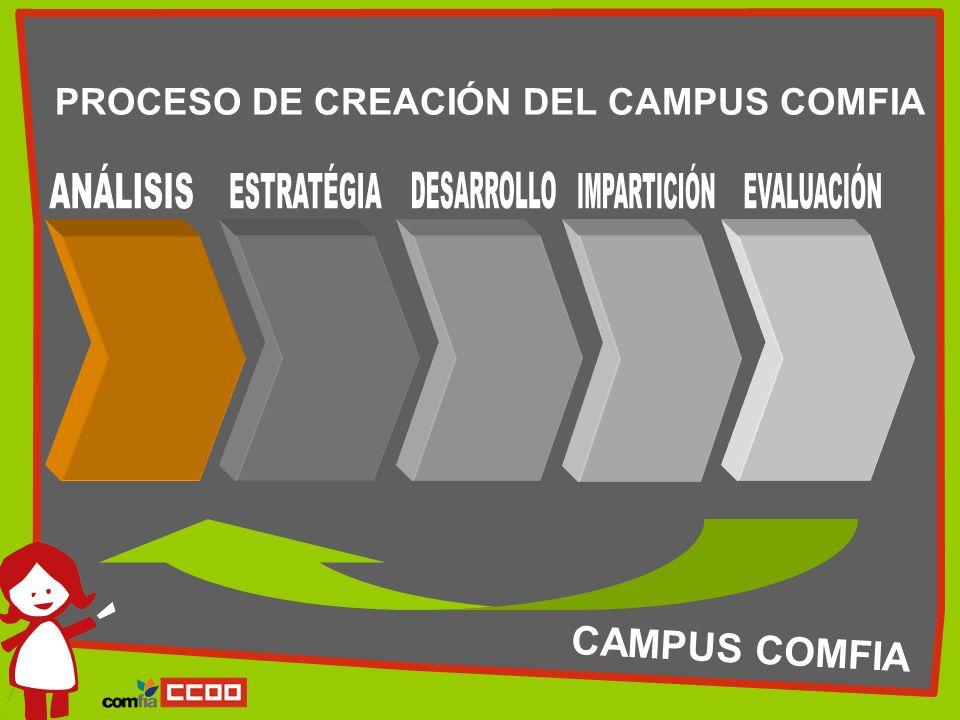 CAMPUS COMFIA PROCESO DE CREACIÓN DEL CAMPUS COMFIA