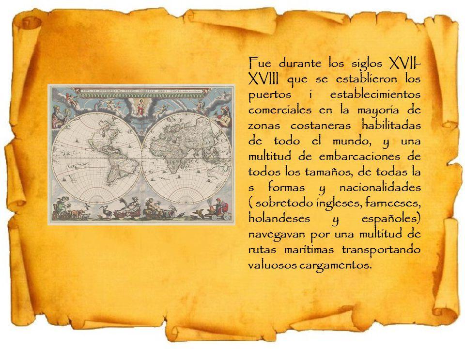 La Edad Dorada de la pirateria ( 1690-1730) dada a conocer por las leyendas sanguinarias de bandidos como Barbanegra, el capitan Kidd, Calicó Jack, Anne Bonny o Bartholomew Roberts, fue posible graciasa a la combinacion de diversos factores historicos.