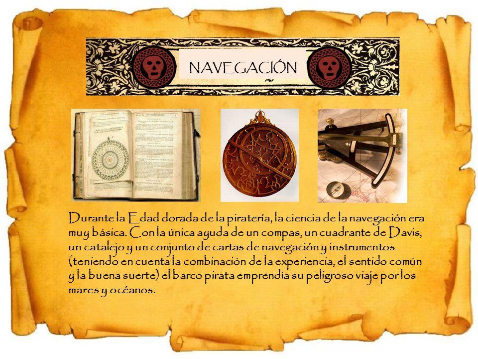 Articulo Primero: Todos y cada uno están obligados a acatar el siguiente mandamiento: el capitán recibirá un parte y media en todas las capturas, el maestro, el carpintero, el contramaestre y el artillero recibirán un cuarto.