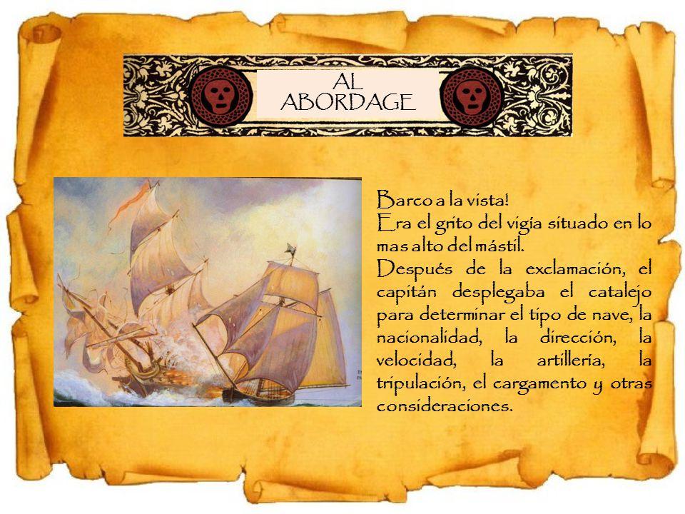 Durante la Edad dorada de la piratería, la ciencia de la navegación era muy básica.