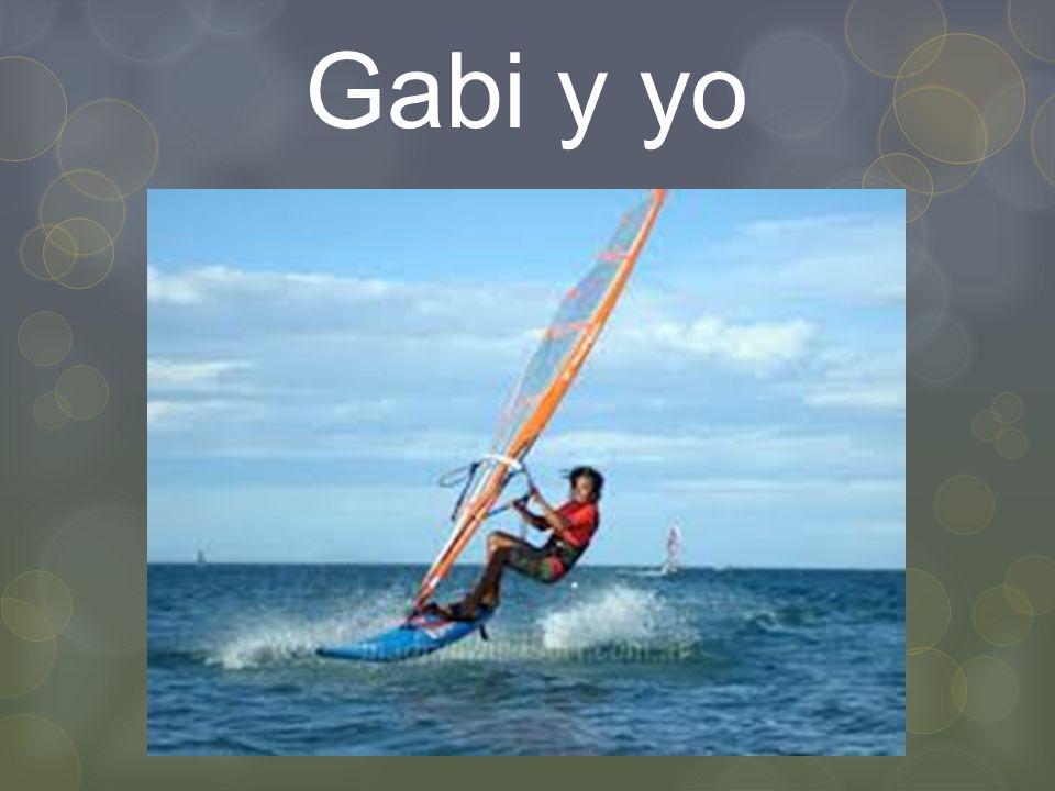 Gabi y yo