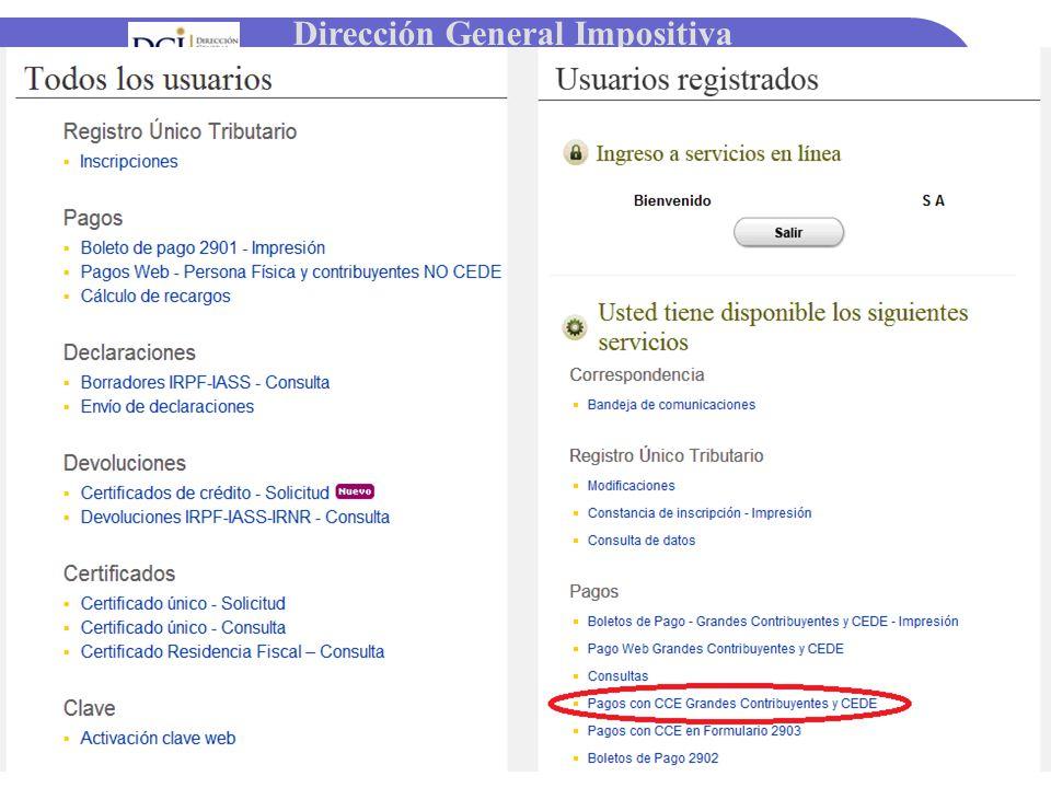 Dirección General Impositiva 10