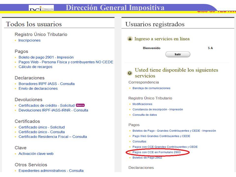 Dirección General Impositiva 18
