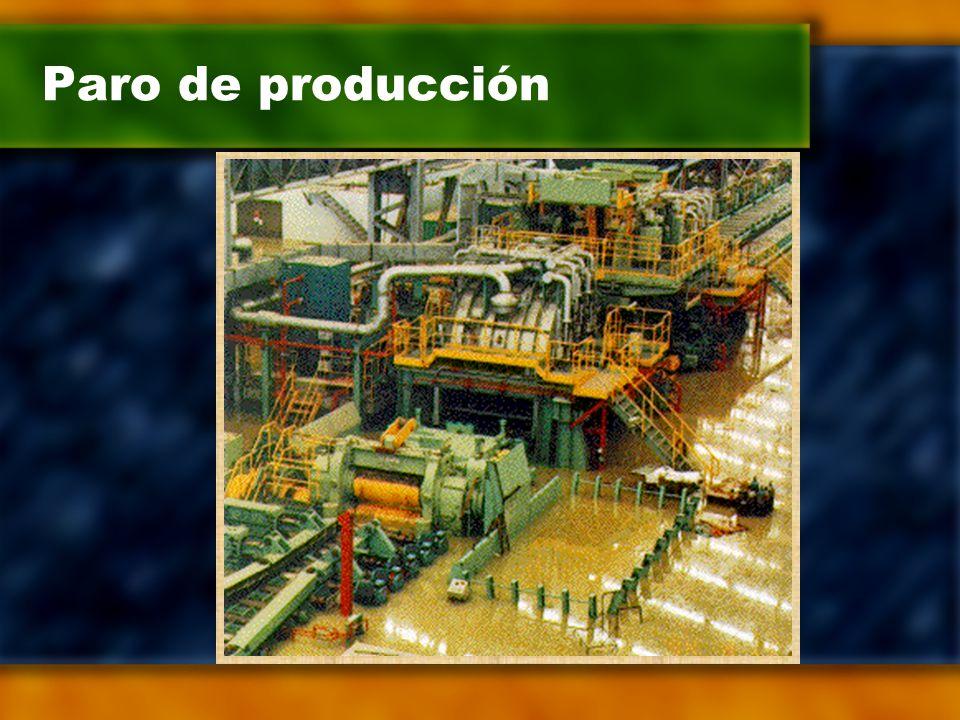 Paro de producción
