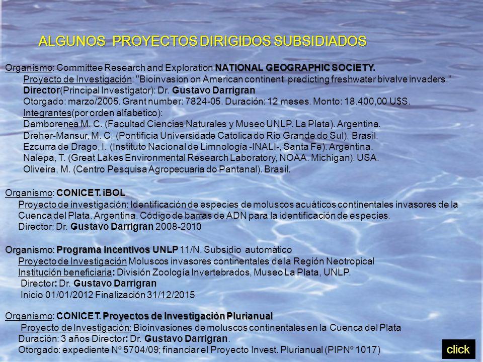 Organismo: Programa Incentivos Organismo: Programa Incentivos UNLP 11/N.