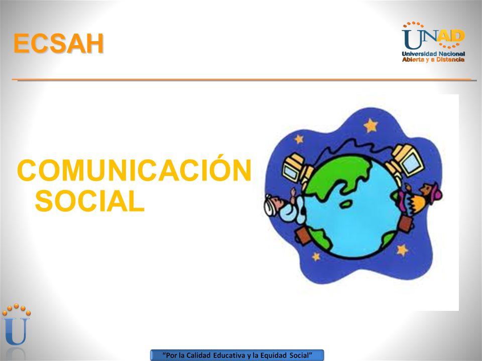 ECSAH COMUNICACIÓN SOCIAL