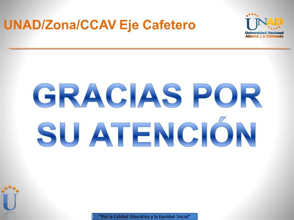 UNAD/Zona/CCAV Eje Cafetero