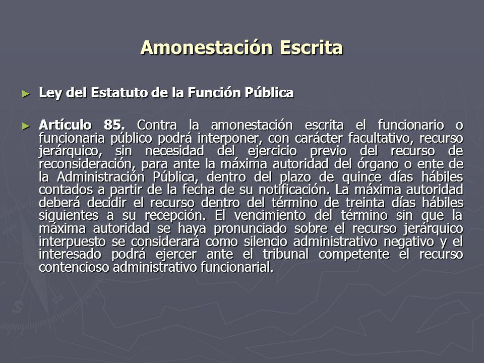 Amonestación Escrita ► Caracas, 0 de octubre de 200- ► Ciudadano ► XXXXXXX ► C.I.