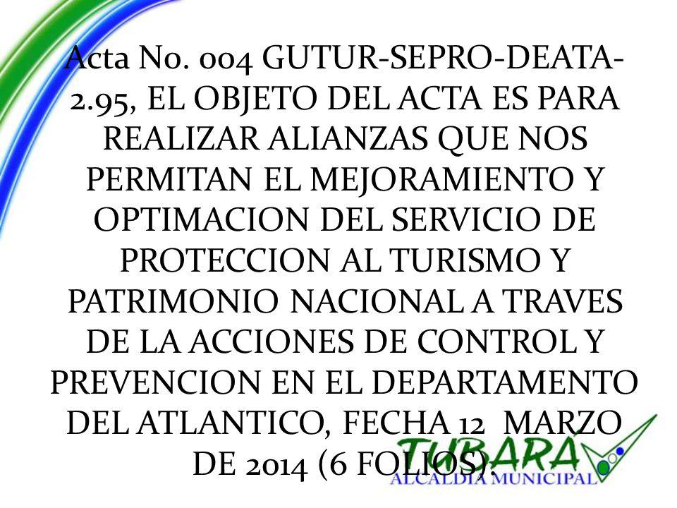 Acta N0.