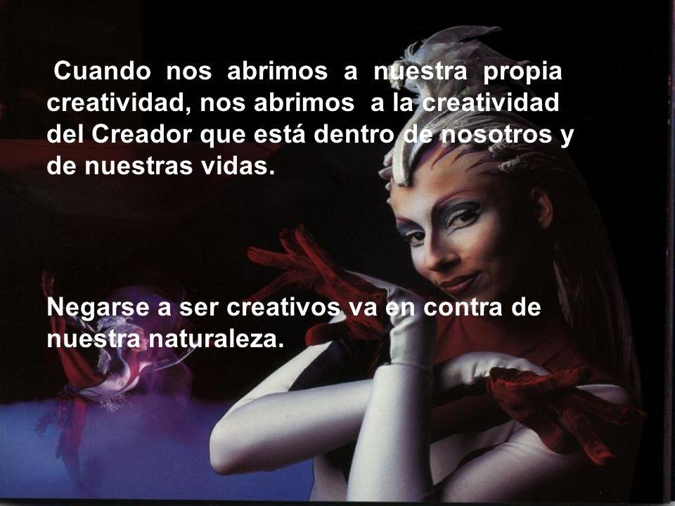 La Creatividad puede desarrollarse, no es algo que se tenga o no se tenga, o que se posea a un determinado nivel; es algo que puede y debe mejorarse.