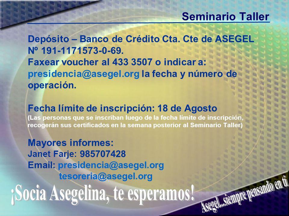 Fecha: Viernes, 21 de agosto de 2009 Lugar: Auditorio de la Facultad de Ciencias Biológicas Universidad Ricardo Palma.