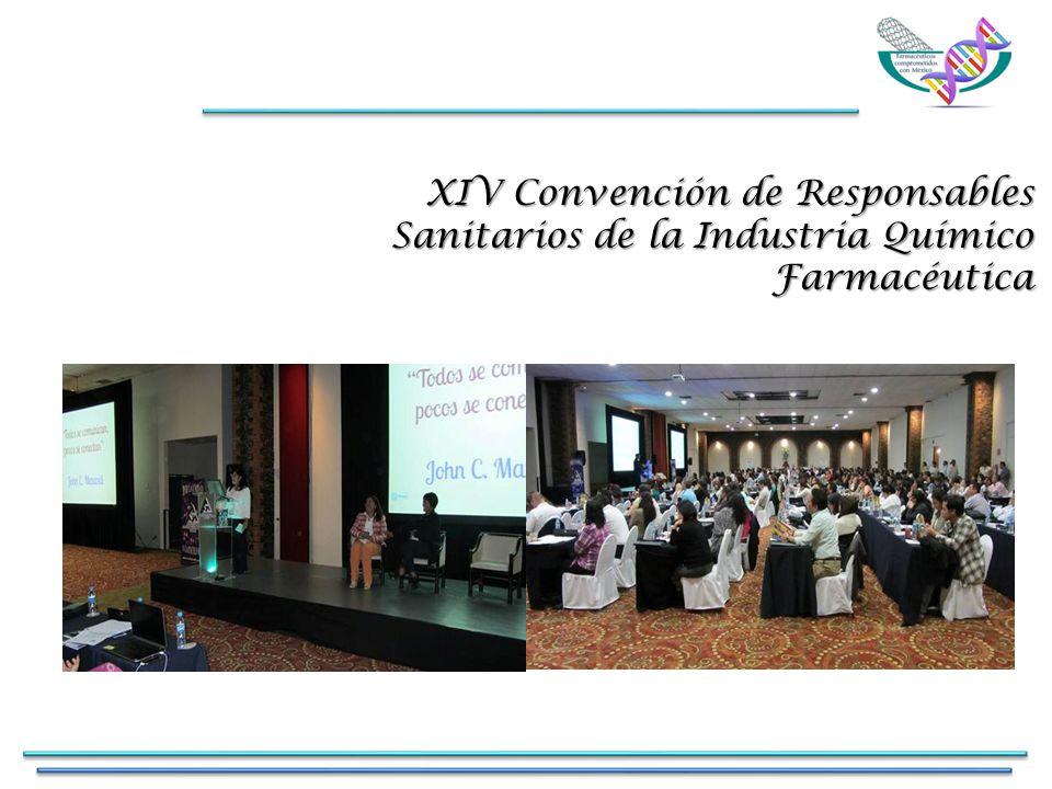 XIV Convención de Responsables Sanitarios de la Industria Químico Farmacéutica