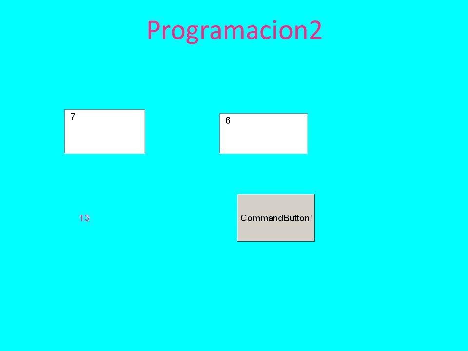 Programacion2