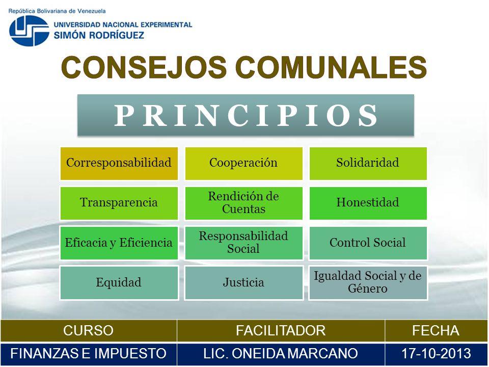CURSOFACILITADORFECHA FINANZAS E IMPUESTOLIC.