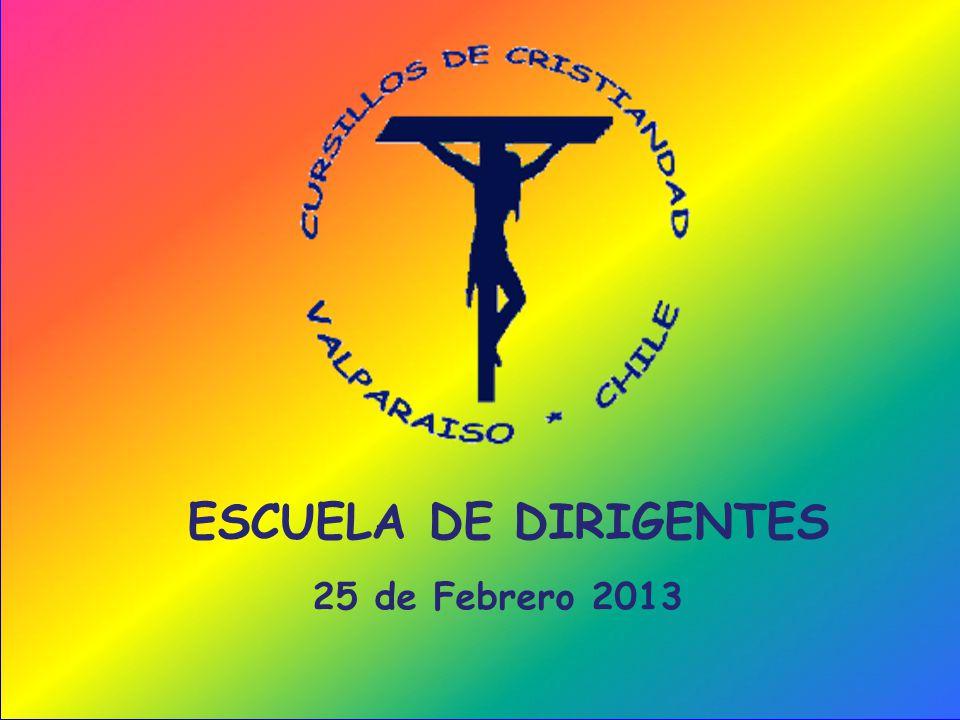 ESCUELA DE DIRIGENTES 25 de Febrero 2013