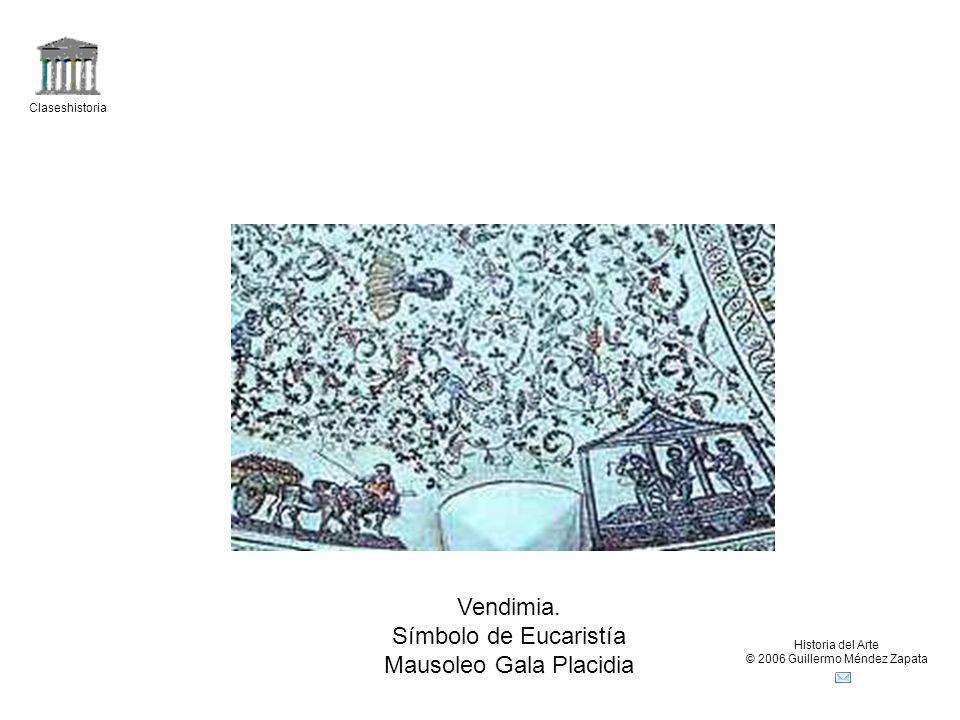 Claseshistoria Historia del Arte © 2006 Guillermo Méndez Zapata Vendimia.