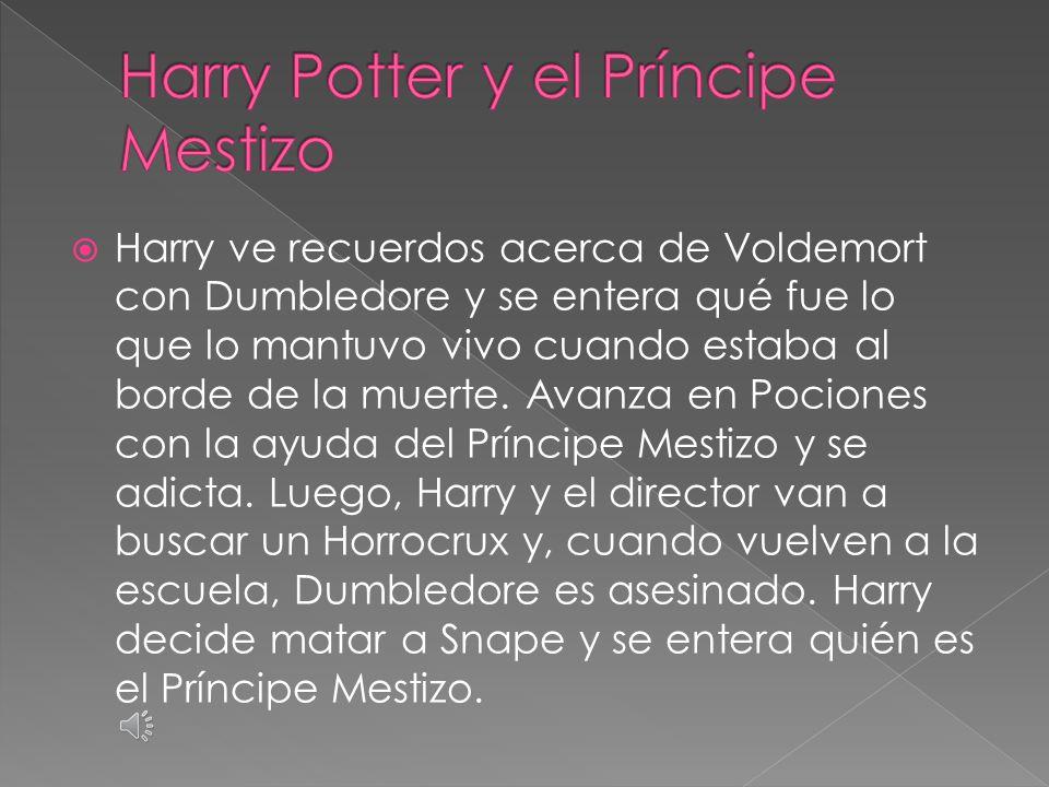  Harry es trasladado a casa de su padrino, luego de haber sido culpado por realizar un Patronus frente a un muggle.