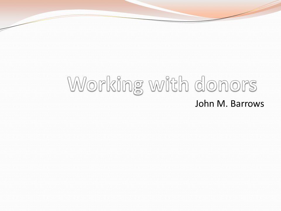 John M. Barrows