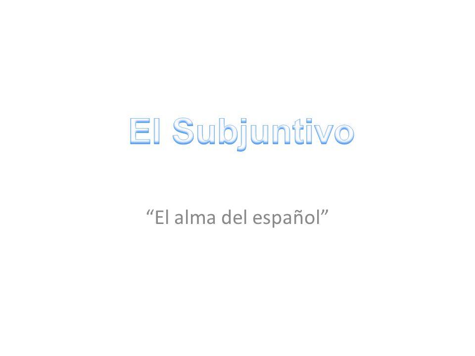 El alma del español