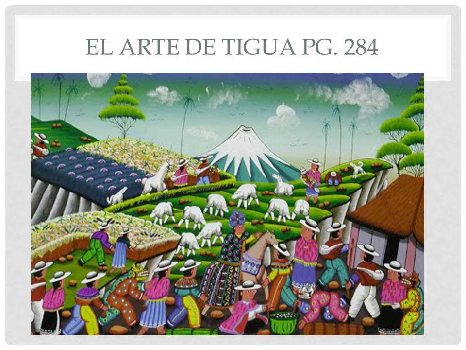 EL ARTE DE TIGUA PG. 284