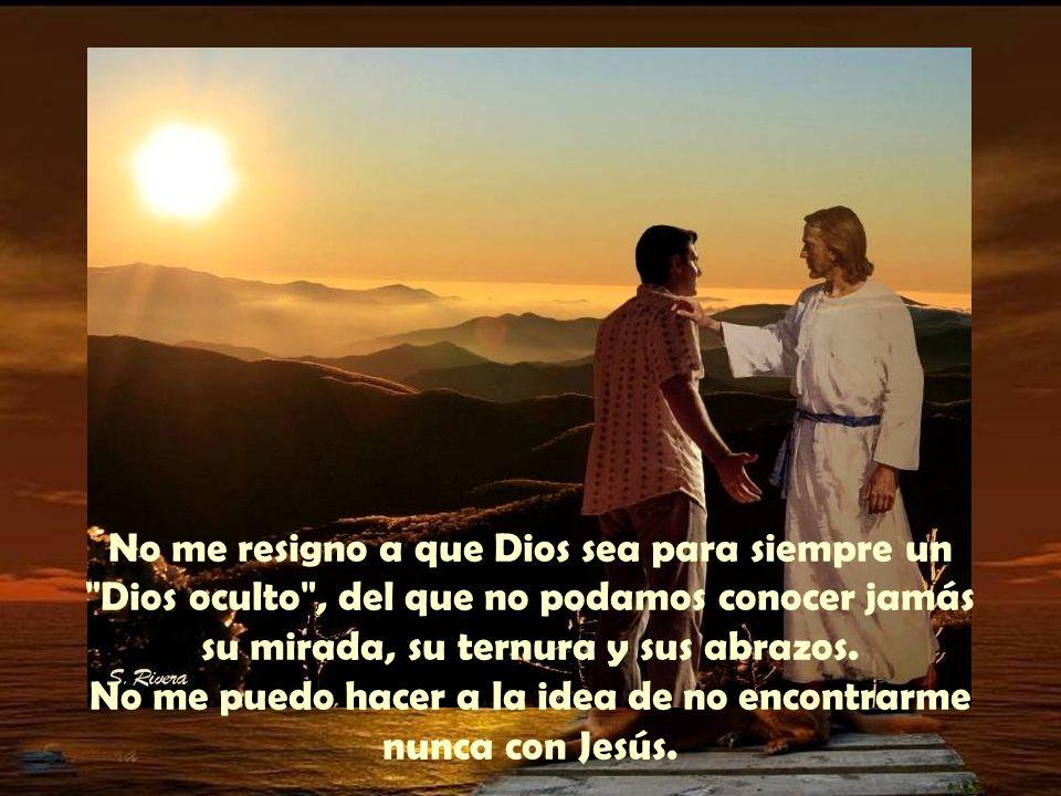 Siguiendo a Jesús, creo que un día conocerán lo que es vivir con paz y salud total.