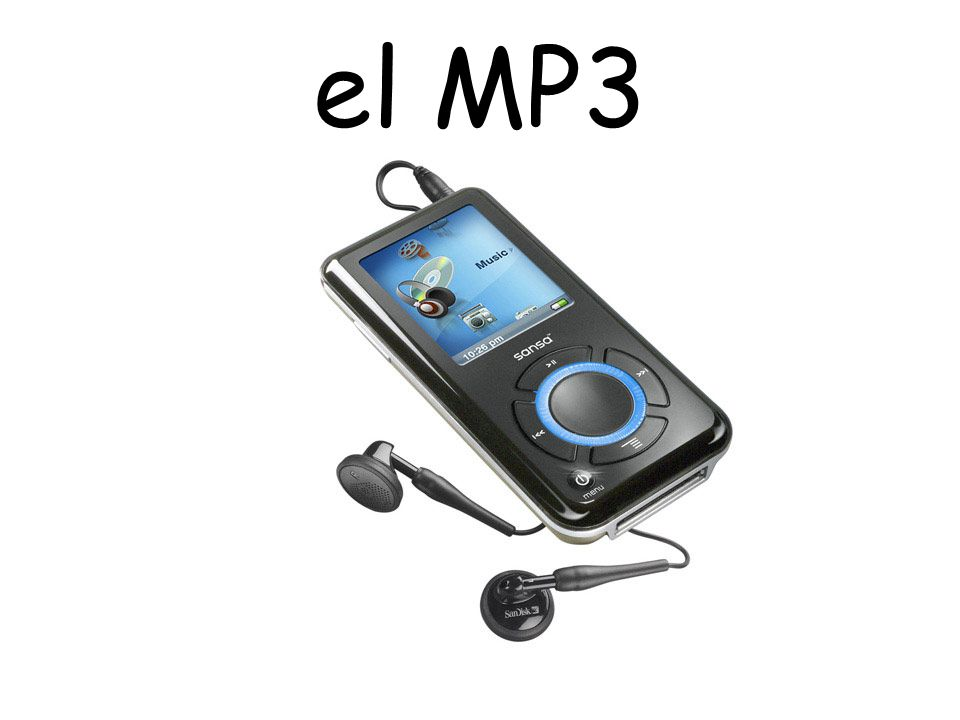 el MP3