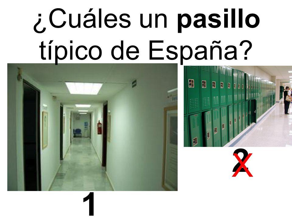 ¿Cuáles un pasillo típico de España 1 2 X