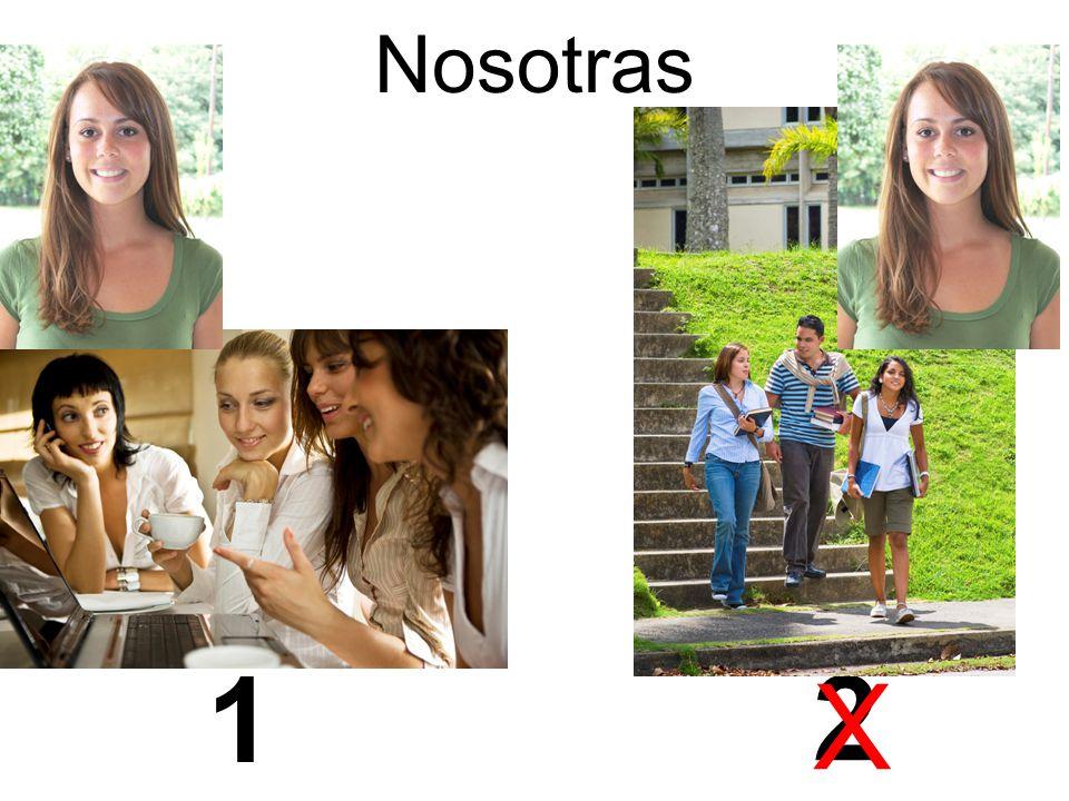 Nosotras 1 2 X