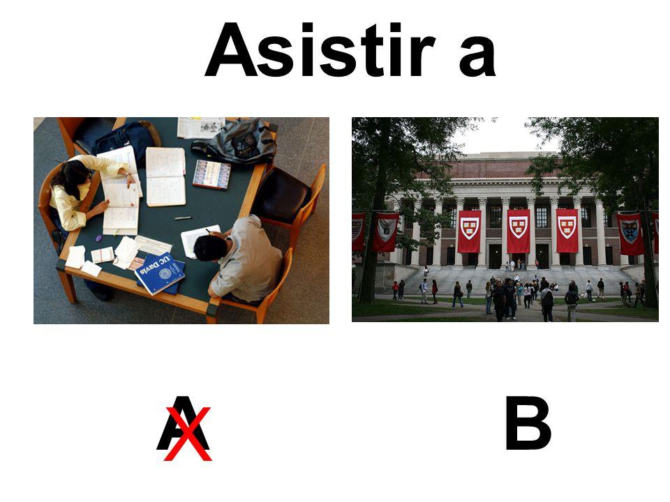Asistir a AB X