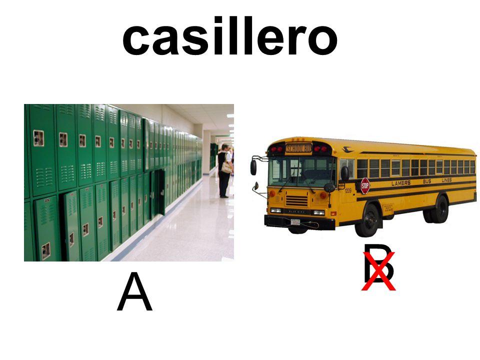 casillero B A X