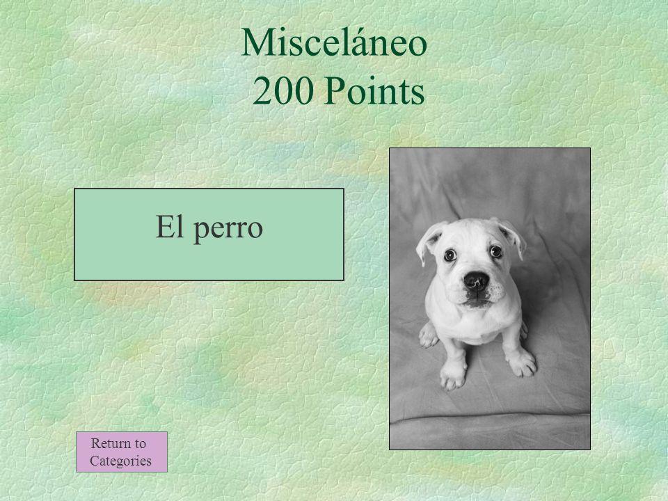 Misceláneo 200 Points Return to Categories ¿Qué es esto