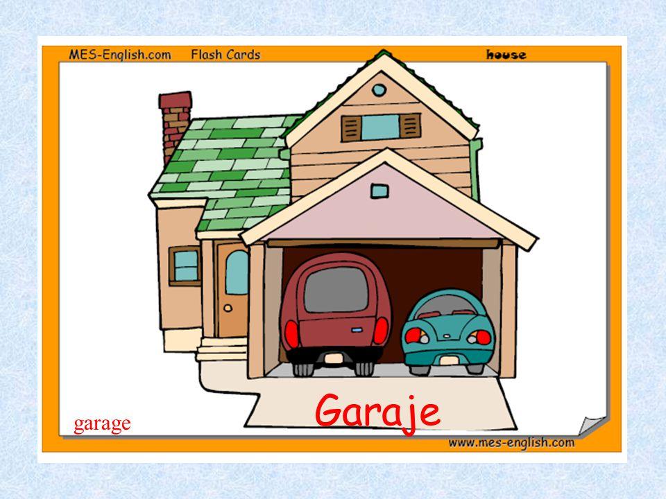 Garaje garage
